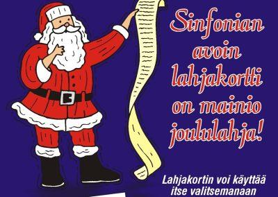 Joululahjaidea